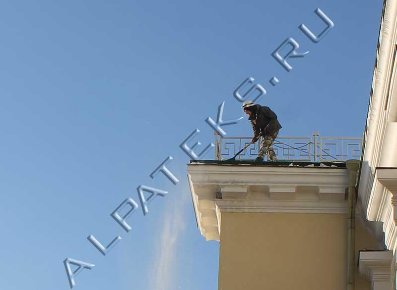 Подработка промышленным альпинистом в москве